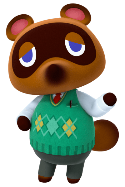 Animal Crossing Nook | PNGlib - Free PNG Library